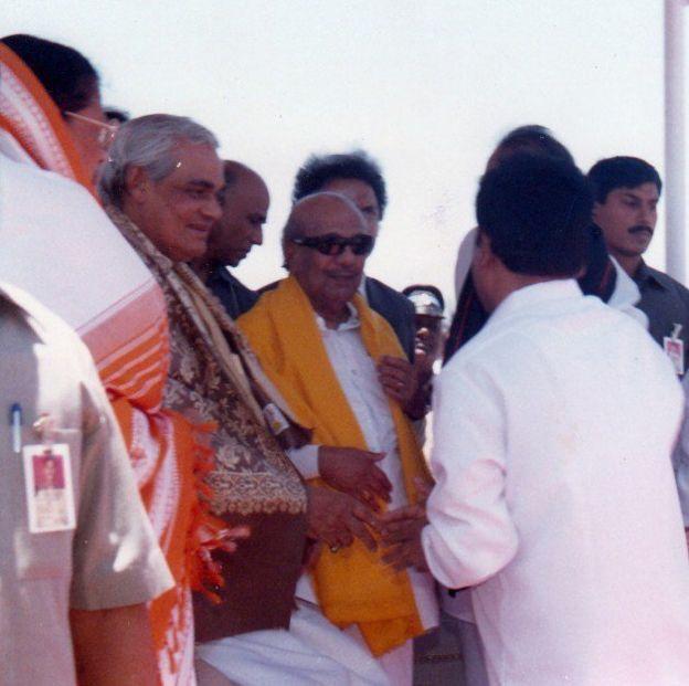 ஒப்பற்ற மாமனிதர் வாஜ்பாய்