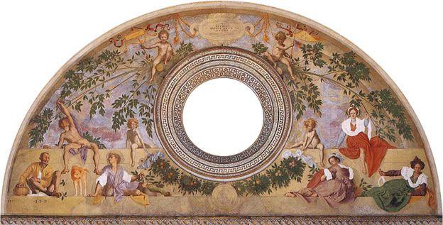 Fresco de Pontormo