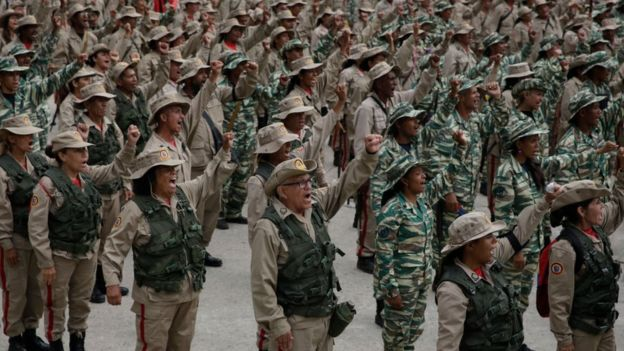 জাতীয় মিলিশিয়া বাহিনী