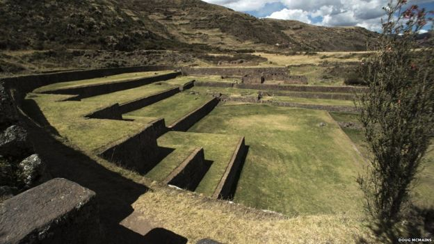 Inca Road The Ancient Highway That Created An Empire Bbc News
