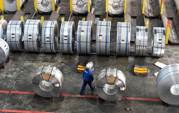 德國鋼鐵產業