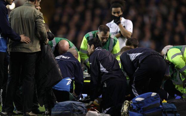 Fabrice Muamba sobrevivió pese a haber pemanecido 78 minutos
