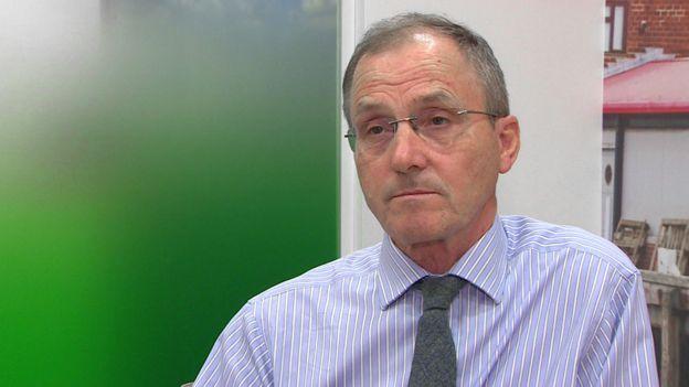 Profesör Ian Boyd
