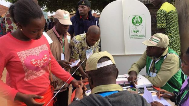 INEC recruitment for 2019 election: How you fit apply - BBC News Pidgin