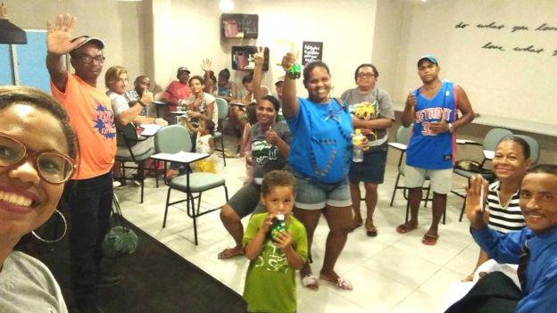 Catadores cadastrados no Cataki em Recife
