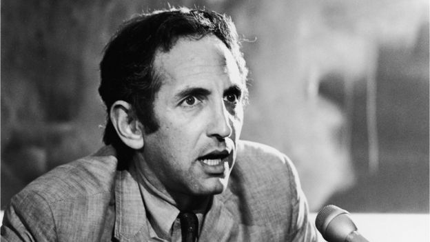 Daniel Ellsberg, American military analyst who leaked Pentagon papers