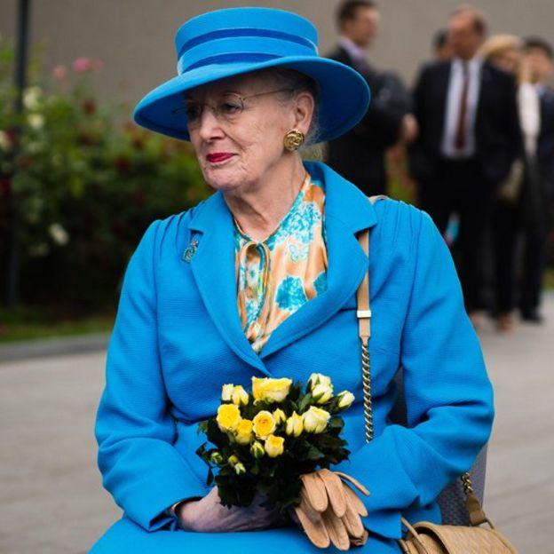 丹麦女王玛格丽特二世2011年参观侵华日军南京大屠杀遇难同胞纪念馆