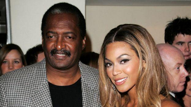 El padre de la cantante Beyoncé anunció que fue diagnosticado con Cáncer de mama