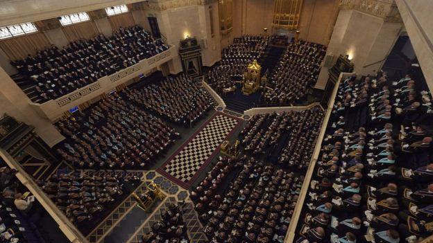 Объединённая великая ложа Англии