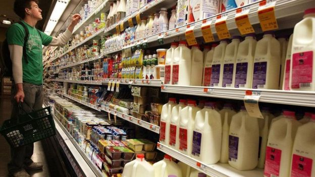 Alışverişte seçtiğimiz yiyeceklerin sağlığımız üzerinde büyük etkisi var