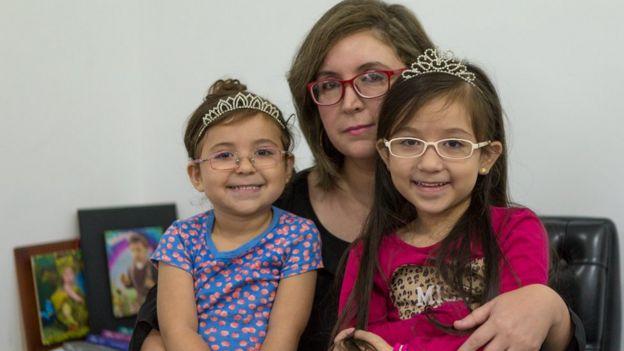 Maria Clara e as filhas