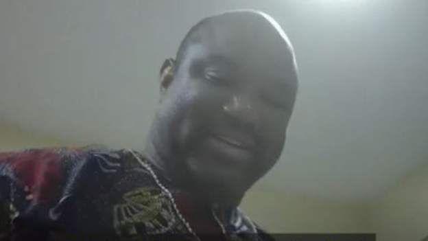 Boniface Igbeneghu on undercover film