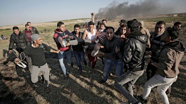 Palestina, Gaza