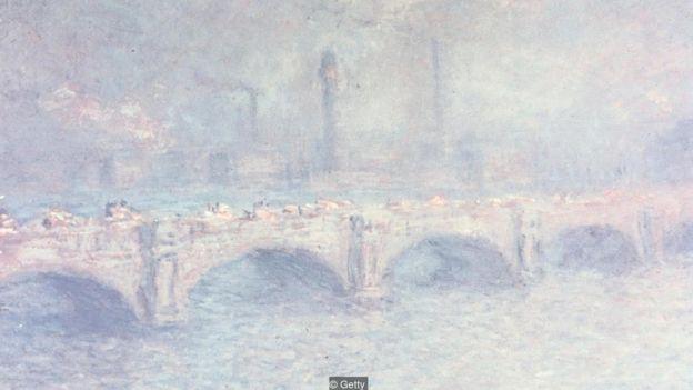 Quadro de Claude Monet