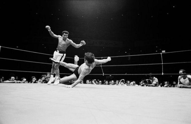 İnoki ve Muhammed Ali