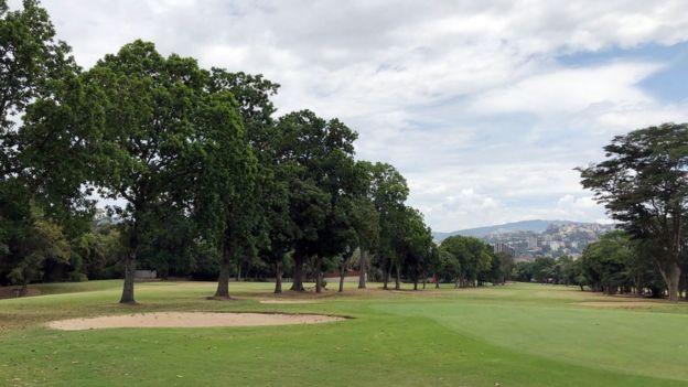 Campo de golf del Caracas Country Club