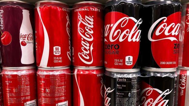 كوكاكولا رفعت أسعارها في أمريكا العام الماضي بسبب زيادة أسعار الواردات