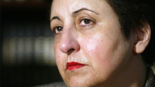 Shirin Ebadi, 2004