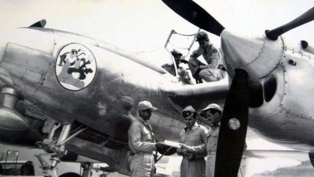 Angkatan udara Honduras
