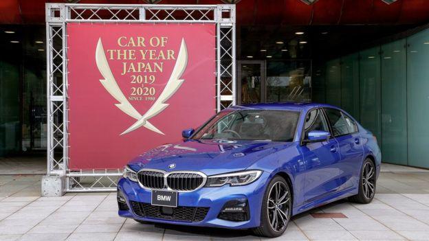 بامو سری ۳ بهترین ماشین وارداتی سال شد