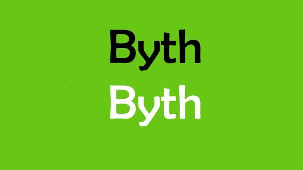 Byth eto
