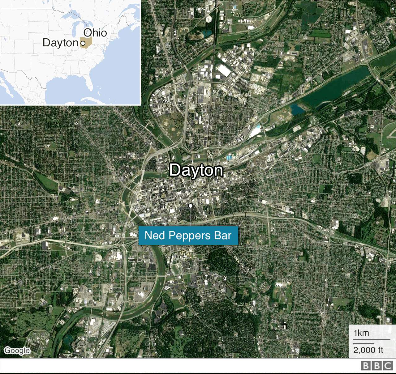 US mass shootings: What we know about El Paso and Dayton