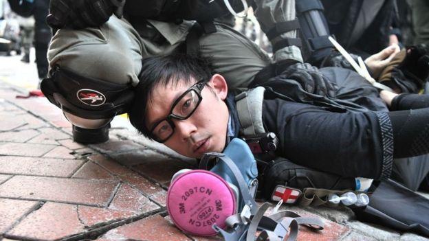 Hai dự luật của Quốc hội gửi một thông điệp mạnh mẽ đến Trung Quốc về mối quan tâm của Hoa Kỳ đến tình hình ở Hong Kong
