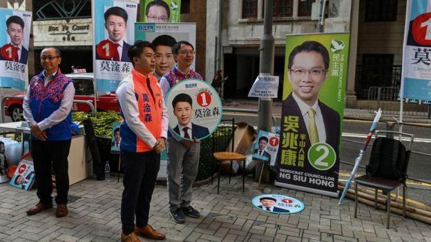 Hai ứng cử viên ủng hộ dân chủ ra vận động kêu gọi cử tri bỏ phiếu
