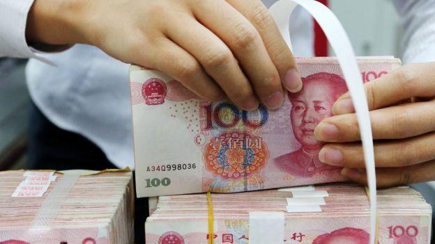 Đầu tháng 8 năm nay, Nigeria là nước châu Phi đông dân hàng đầu quyết định sẽ xem xét việc dùng đồng nhân dân tệ của Trung Quốc để làm dự trữ ngoại hối