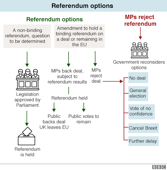 Chart on referendum options