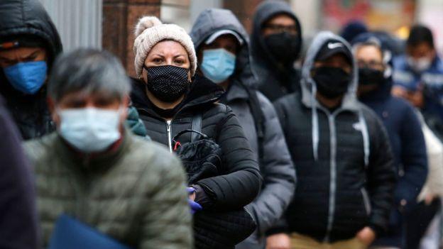 Desempleados en Chile