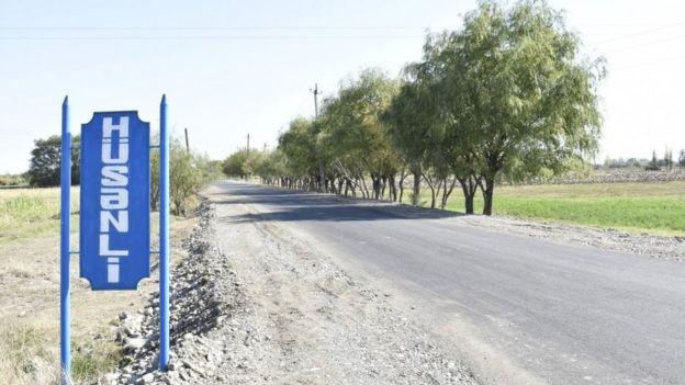 Tərtər rayonunun Hüsənli kəndi