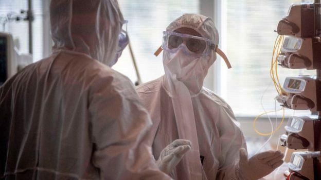 নতুন নতুন রোগীর ভারে বিপর্যস্ত ইটালির হাসপাতালগুলো