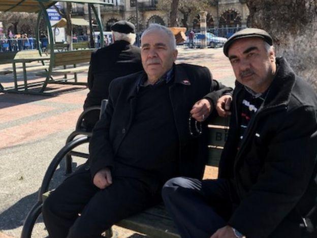 Abdullah Güngördü ve Mehmet Korkmaz