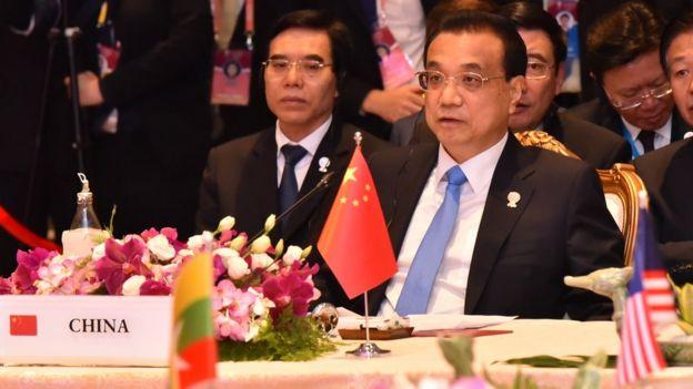 Ông Lý Khắc Cường nói tiến trình đàm phán COC là một bước ngoặt quan trọng đối với sự ổn định của khu vực.