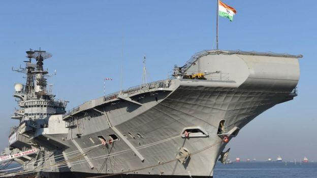 barco indio
