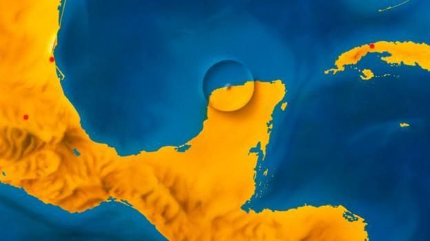 Yucatan Yarımadası