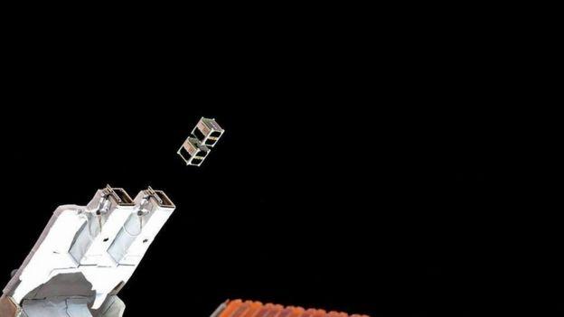 BIRDS 3 Satellite Project
