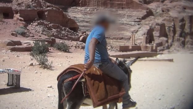 Jordan animal mistreatment