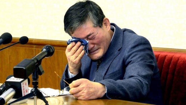 Kim Dong-chul.