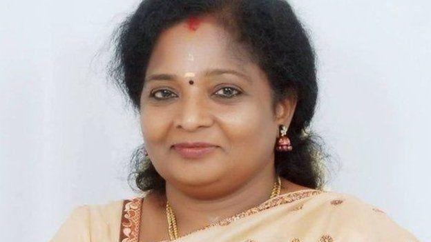 தமிழிசை சவுந்தரராஜன்