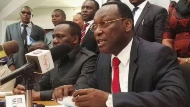 Zitto Kabwe na Freeman Mbowe