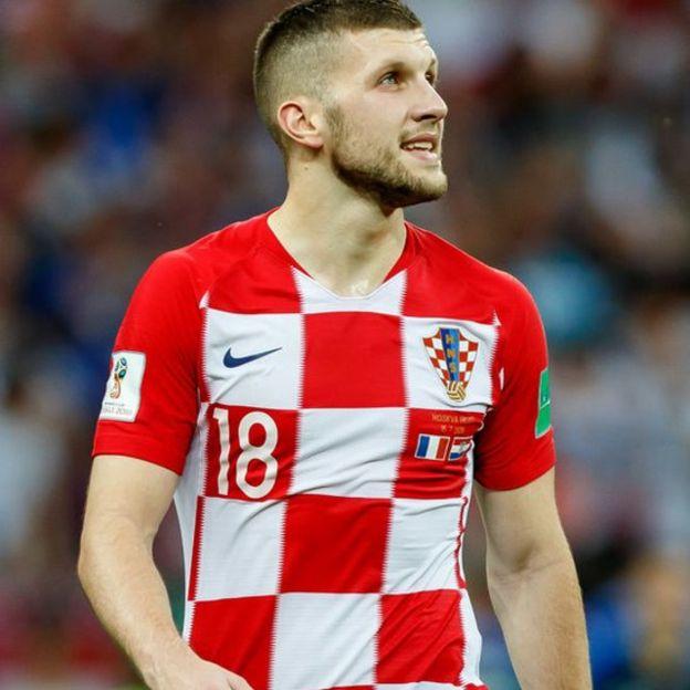 El croata Ante Rebic quedó oficialmente como el jugador más rápido de Rusia 2018 junto a Cristiano Ronaldo, ambos con una velocidad de 33,77 kilómetros por hora.
