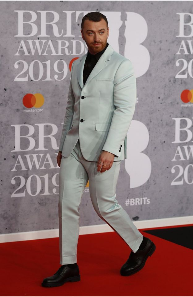 494a22674b62 Brit Awards 2019  The ceremony in pictures - BBC News