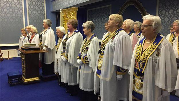英國婦女共濟會