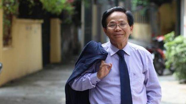 Tiến sỹ Đinh Hoàng Thắng