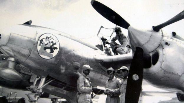 Гондурасские пилоты