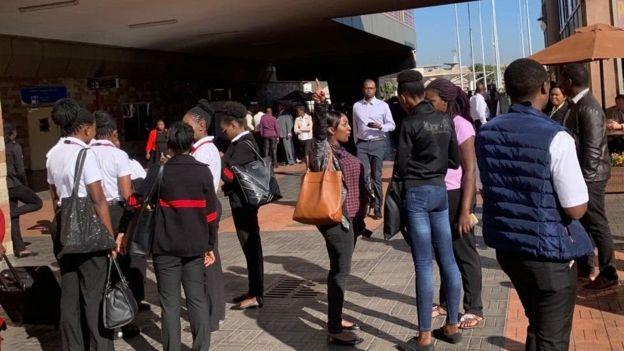 Mgomo wa wafanyakazi watatiza usafiri katika uwanja wa ndege JKIA