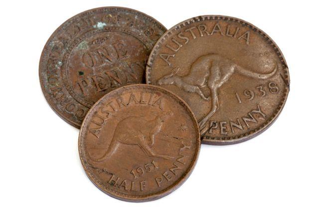 centavos australianos