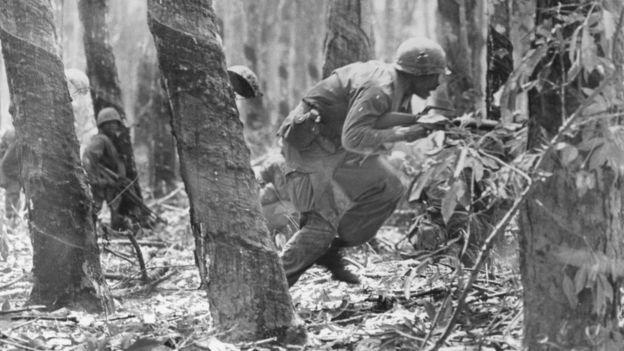 guerra en Vietnam.